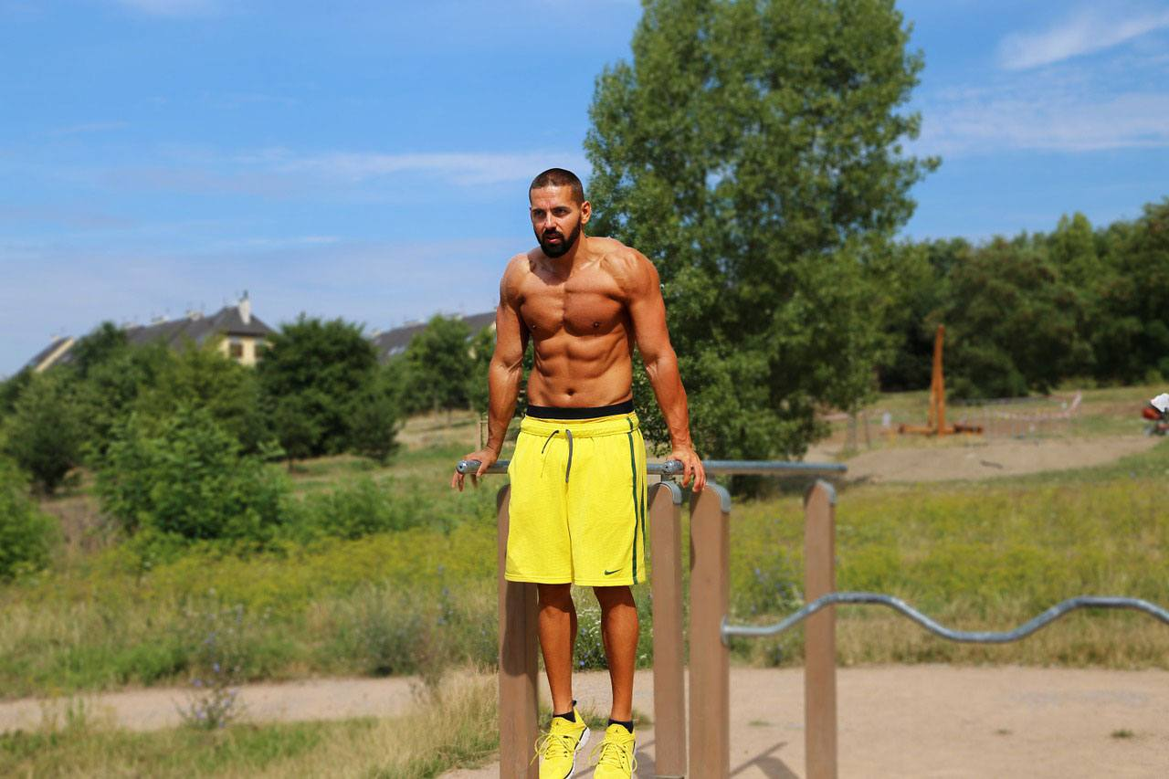 how to start calisthenics