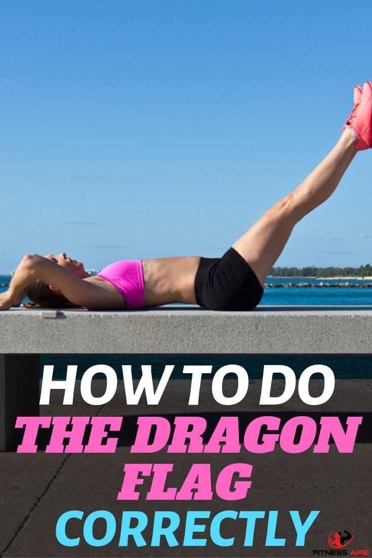 Dragon flag is a strength training exercise focusing primarily on your abdominal muscles as well as back and leg muscles. It is similar to some other abs exercises like leg raises but what puts it aside from the rest of the bunch is the difficulty. How to do them correctly?