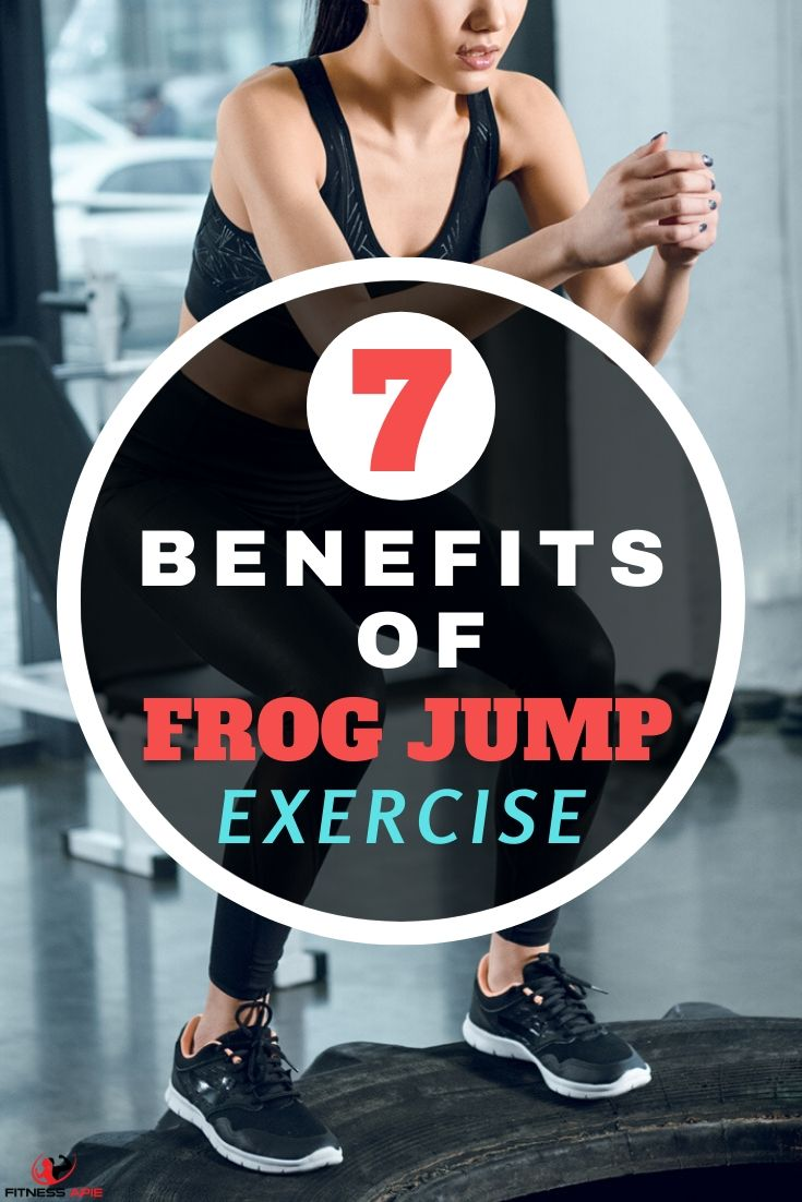 Benefits Of The Frog Jump Exercise