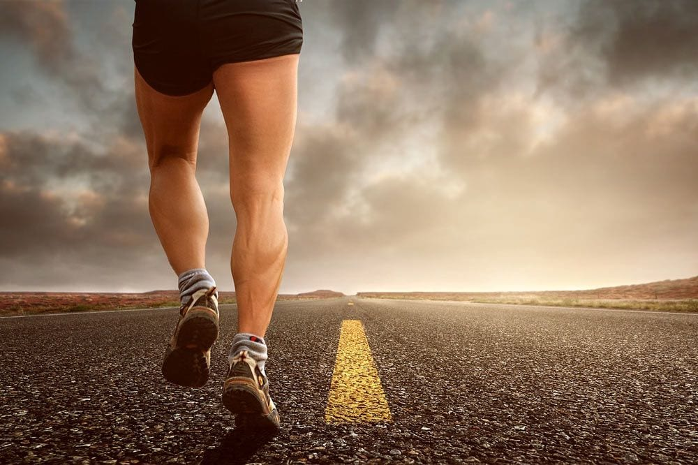 What Muscles Does Running Work?
