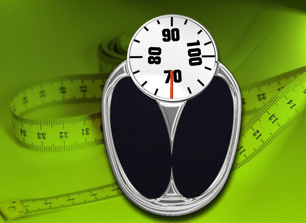 methods to weigh yourself without a scale