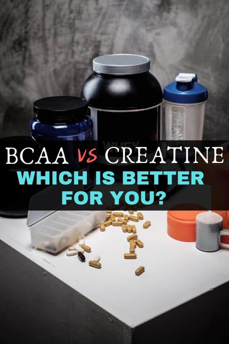 BCAA and creatine are supplements that can help, depending on what kind of workout you have in mind. Both contain amino acids, the building blocks of protein that increase strength for a great workout. But if one had to choose, which of the two would be best? #fitnessapie #bcaa #creatine #supplements #workout
