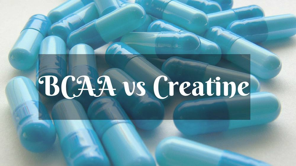 BCAA vs Creatine