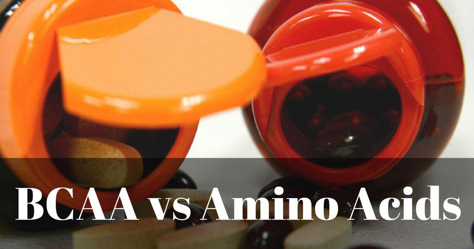 BCAA Vs Amino Acids