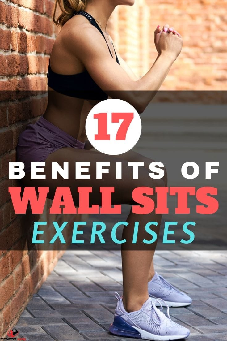 17 Benefits of Wall Sits