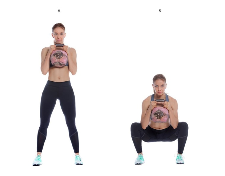 Goblet Squat Exercise For Weight Loss