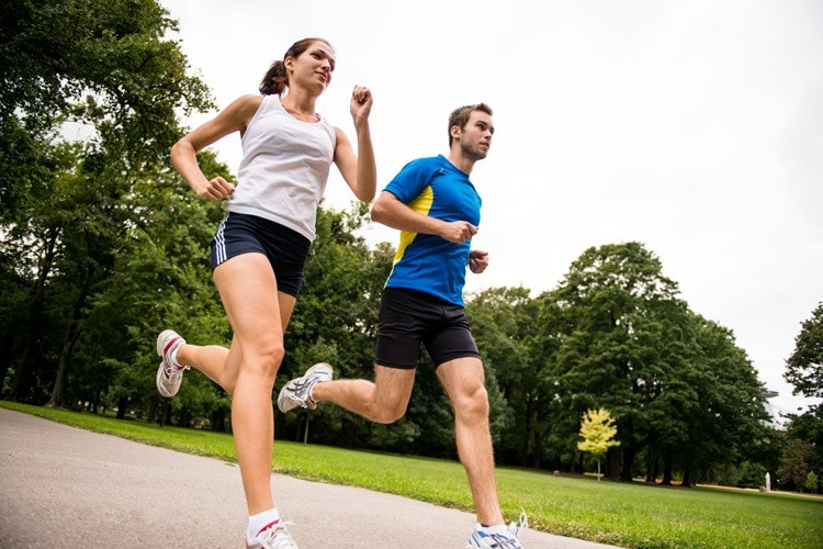cardio running aerobic exercise