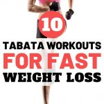 Tabata For Beginners – 10 Workouts For Fast Weight Loss
