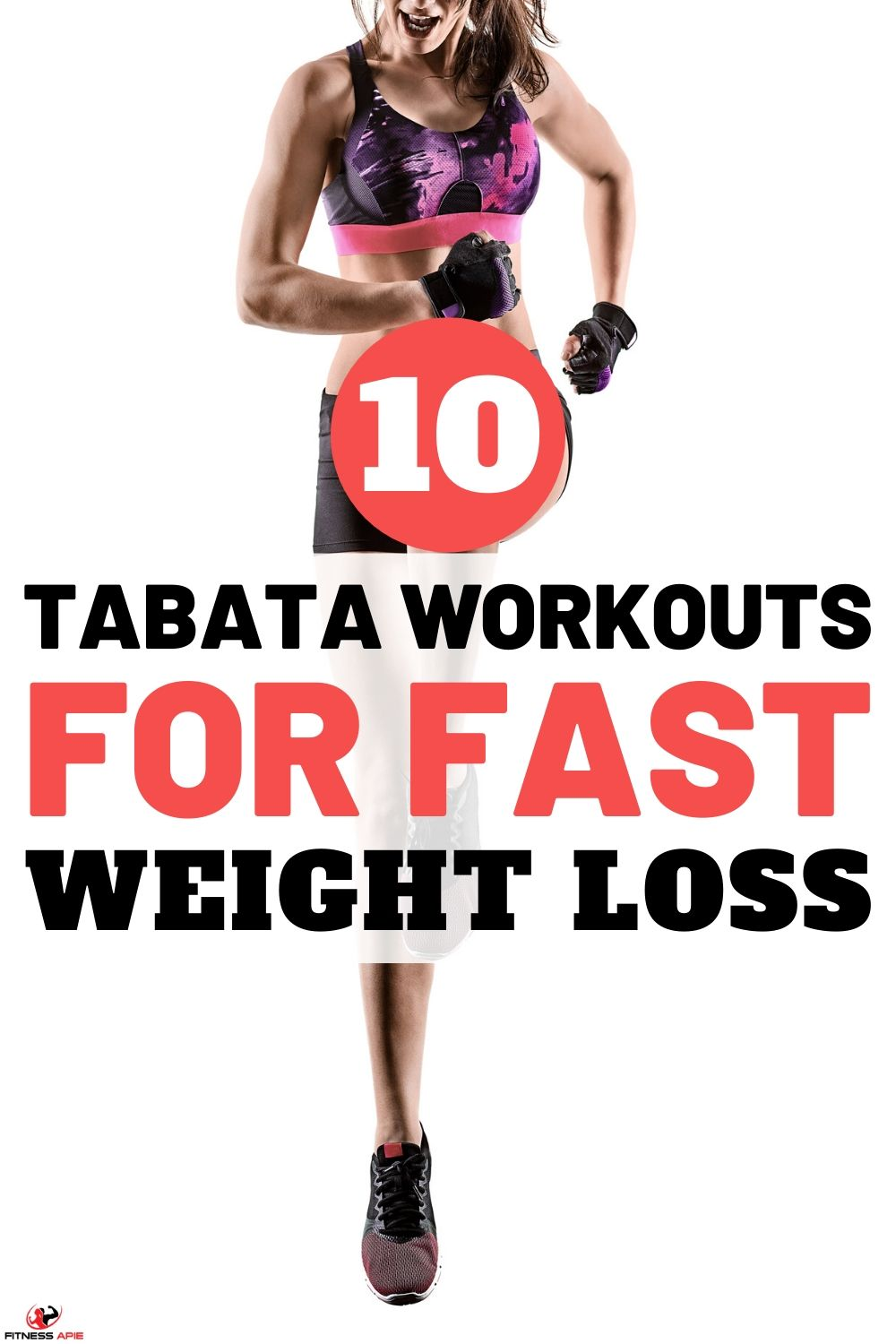 10 Tabata Workouts For Fast Weight Loss