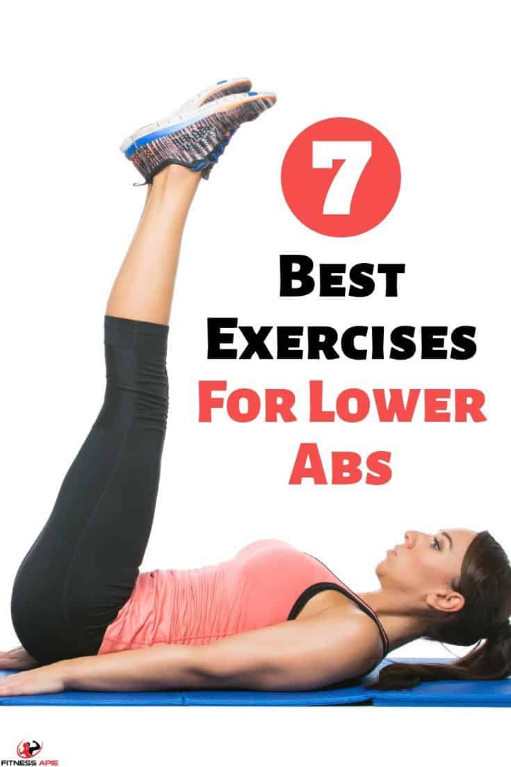 Best Exercises For Lower Abs