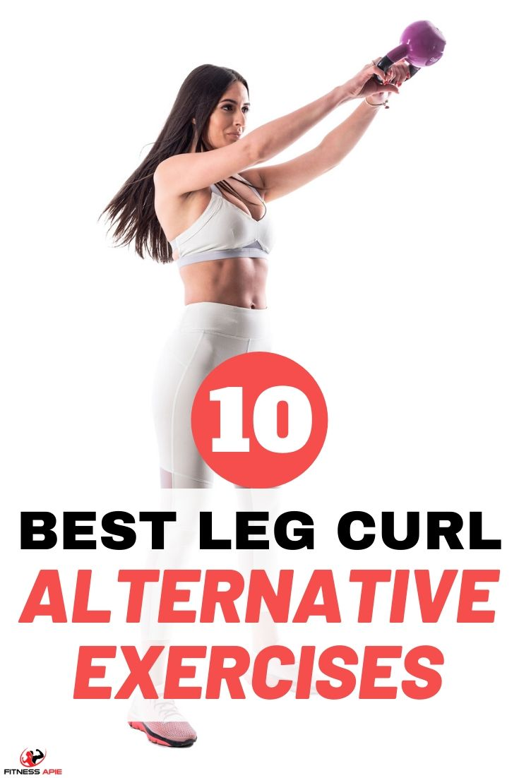 10 Best Leg Curl Alternative Exercises