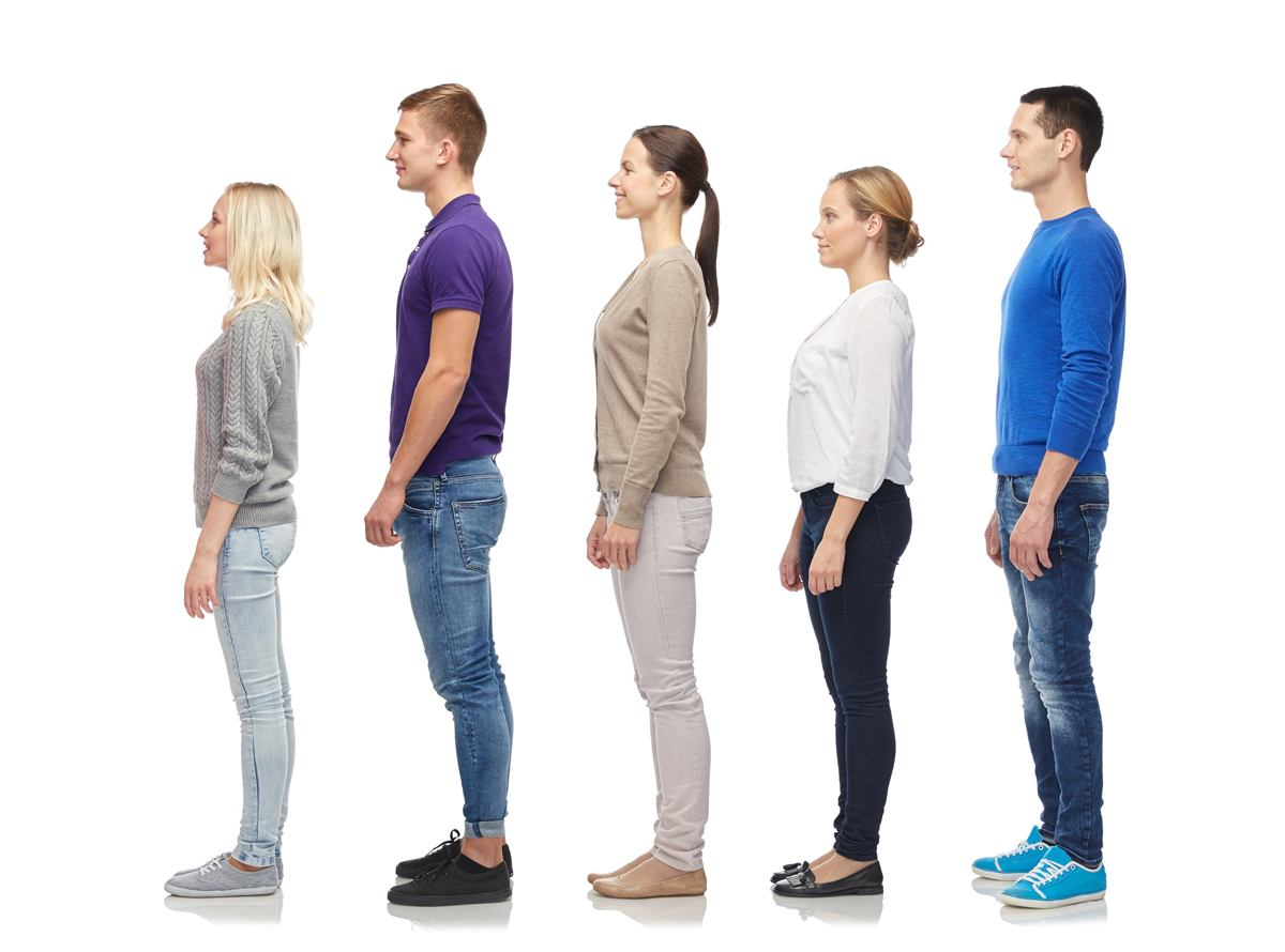 What Height Is Considered Tall For A Woman and A Man