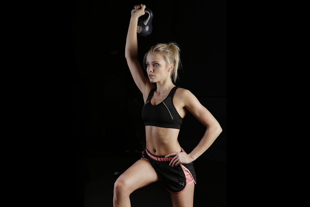 Unilateral Training With Kettlebell
