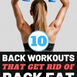 10 Back Workouts That Get Rid Of Back Fat