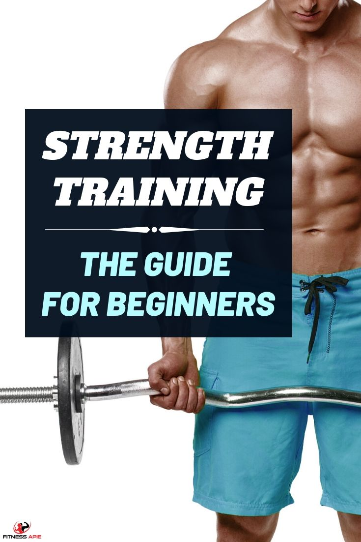 Guide Strength Training For Beginners