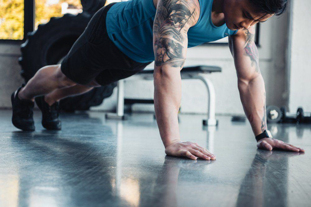 strength training at home for beginners