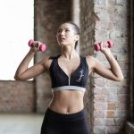15-Minute Toned Arm Workout With Dumbbells